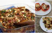 Gemakkelijk familie maaltijden: How to Make drie diners uit gemalen rundvlees, rijst en tomaten