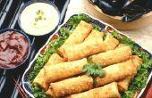 Eenvoudige & goedkoop Finger Food ideeën