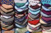 Wat zijn de warmste sokken maken?