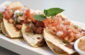 Hoe maak je kip Quesadillas
