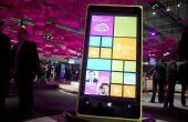 Hoe te sluiten programma's op een Windows Phone