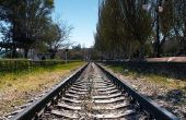 Hoe te repareren Railroad banden