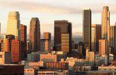 Natuurlijke hete bronnen die het dichtst bij de Los Angeles
