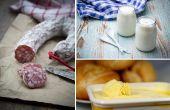 Als je meer dan 40, tijd om te bezuinigen op deze 6 voedingsmiddelen