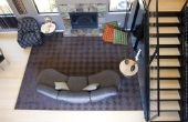 Interieurontwerp ideeën voor kleine kamers