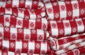 Businessplan voor het openen van een productiebedrijf van textiel
