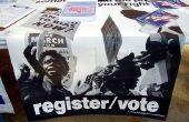 De stemrechten van Afro-Amerikanen