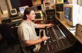 Audio Engineering College & Universiteit lijst