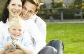 Ouderlijke vaardigheden voor vaders
