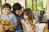 Moet u een advocaat toe te passen voor gezamenlijk gezag van een kind?