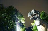 Hoe maak je een dinosaurus