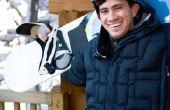 Hoe krijg ik krassen uit snowboarden bril