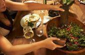 Hoe te Refinish hout salade kommen
