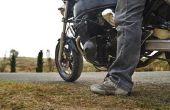 Het oplossen van de motorfiets beginnen systemen