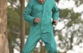 Hoe maak je een hindernissenparcours Boot Camp