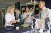 Hoe droog reinigen uw eigen kledingstuk thuis