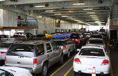 Hoe voor het vervoer van een auto buitenland