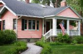 Hoe te schilderen van een huis in Photoshop