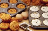 Verandert Baking Soda vervangen door bakpoeder de smaak van een Muffin?