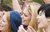 Zondagsschool lessen voor tieners