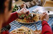 Goedkope maaltijd ideeën voor grote groepen