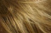 Hoe te verwijderen van chloor opbouw van haren