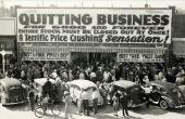 Hoe adverteren een Going-Out-of-Business verkoop