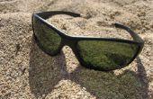De beste zonnebril voor een grote kop