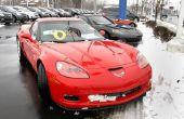 Wat betekent het symbool van de Corvette?