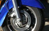 How to Fix Squeaky motorfiets remblokken