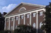 Het aanvragen van College informatie over Harvard