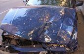 Wat te doen als je niet Verzekeringsinformatie na het auto-ongeluk