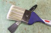 Hoe te schilderen van keramische tegels voor uw huis