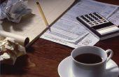 Het voorbereiden van fiscale planning SE