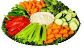 Voedingsmiddelen tot uitzetting van menselijke parasieten