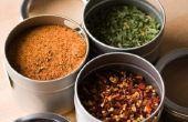 Hoe maak je je eigen Mix van Chili