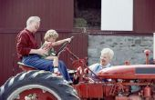 Liedjes voor peuters over tractoren