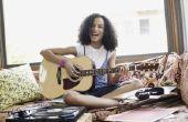 Hoe geluiddichte kamer van een gitaar