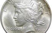 Hoeveel zijn zilveren munten waard door de Ounce?
