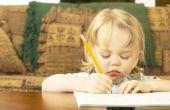 Hoe te communiceren naar een leraar over uw peuter niet willen gaan naar School