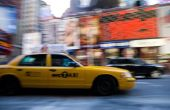Hoe krijg ik een Taxi-licentie in Dallas