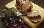 Welke stukken varkensvlees kunt u gebruiken voor Porchetta?