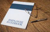 Hoe schrijf je een effectieve baan Training Manual