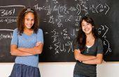 Hoe te leren Math de gemakkelijke manier