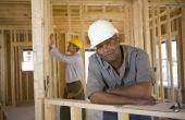 Wat kan u indienen als een aannemer een toeleverancier niet betaald?