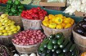 Farmer's markt Display ideeën