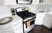 Hoe brand een klei Pot In een huis Oven