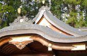 Moderne Japanse stijlen van huizen
