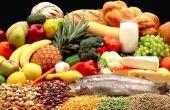 Lijst van voedingsmiddelen rijk aan Selenium