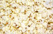 Hoe smaak Popcorn met JELL-O gelatine